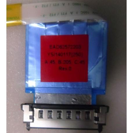 EAD62572203 - 49LB5550-UY - CABO LVDS