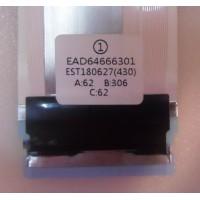 EAD64666301 - 43UK6300PLB - CABO LDVS