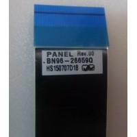 BN96-26659Q - UE32K4100AK - CABO LVDS