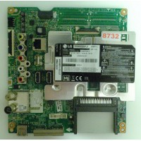 EBT65115403 - EAX67872805 (1.1) - 50UK6500PLA - MAINBOARD
