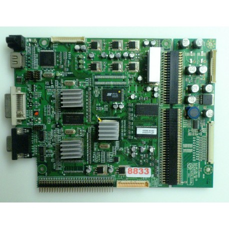 DLZ-INF-Z18-ZZZ-Z2 - MW161 - MAINBOARD