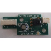TV2231-ZC 25-01 - SENSOR / PLACA