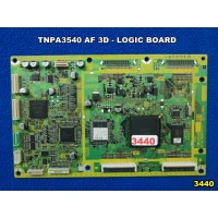 TNPA3540 AF 3D - TH-42PA50E - TH-42PD50U - TH-42PX50U - LOGIC BOARD