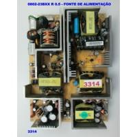 0802-23BXX R 0.5 - FONTE DE ALIMENTAÇÃO
