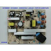 EAY38669901 - EAY32268301 - 2300KEG010A-F - LG37LC51 - FONTE DE ALIMENTAÇÃO