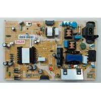 BN44-00868A - BN44-00868B - L55PF_KDY - UE49K5100AW - FONTE DE ALIMENTAÇÃO