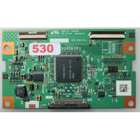 MDK 336V-0 N - 19100110 - 32AV505D - 32AV500U - 32AV502U - ELCHS321 - TCON