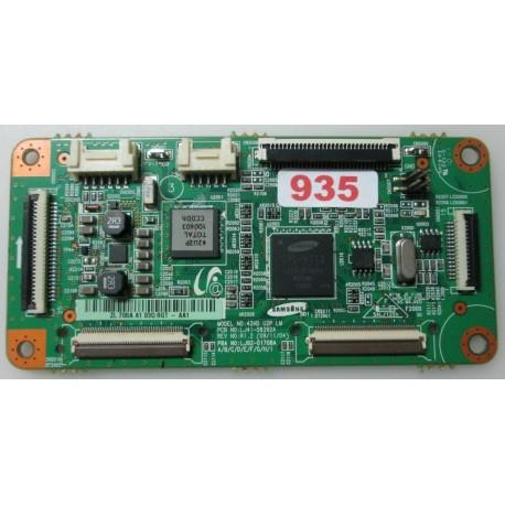BN96-12648A - LJ92-01708A - LJ41-08392A - 42HD U2P LM - PS42C430A1 - PS42C450 - TCON