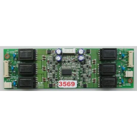 PLCD0320613 - CPC2051R6160J - 26LB350 - ALCD2006/B - INVERTER