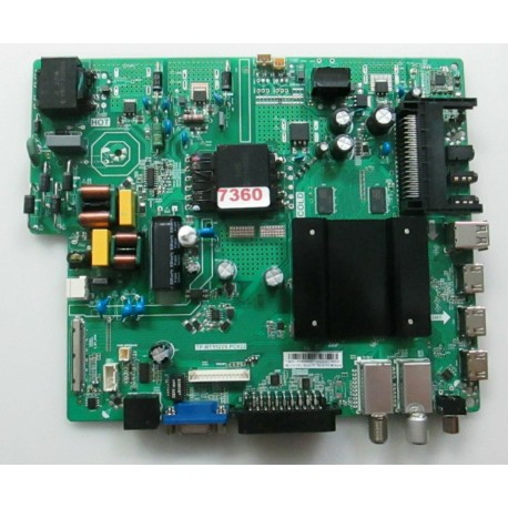 TP.MT5522S.PC822 - IP-LE410884 - MAINBOARD